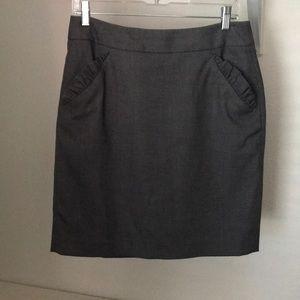 Gray Loft Skirt